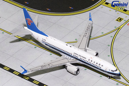 China Southern Airlines - Boeing 737 MAX 8 (GeminiJets 1:400)