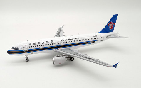 China Southern Airlines - Airbus A320-200 (Inflight200 1:200)