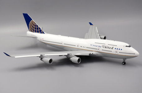 United - Boeing 747-400 (JC Wings 1:200)