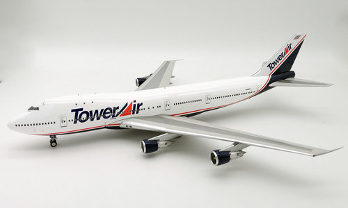 Tower Air - Boeing 747-100 (Inflight200 1:200)