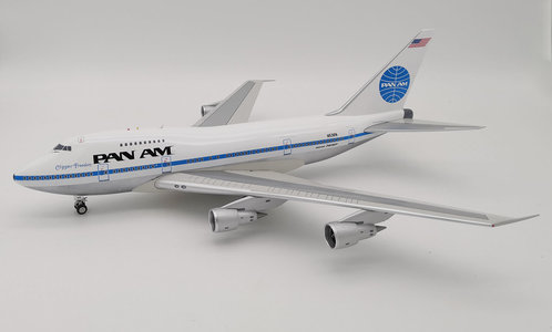 Pan Am - Boeing 747SP (Inflight200 1:200)