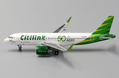 Garuda Citilink - Airbus A320neo (JC Wings 1:400)