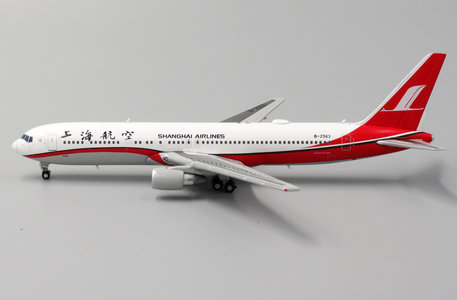 Shanghai Airlines - Boeing 767-300 (JC Wings 1:400)