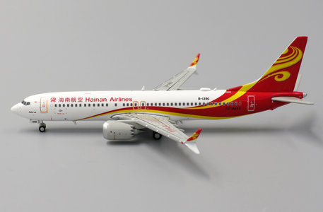 Hainan Airlines - Boeing 737 MAX 8 (JC Wings 1:400)