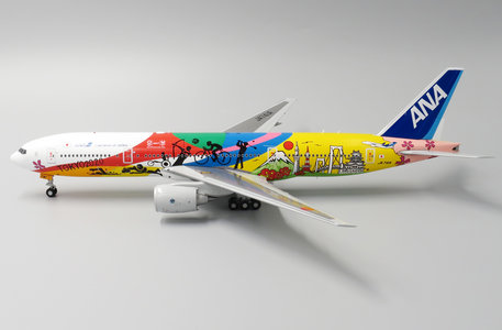 All Nippon Airways - Boeing 777-200(ER) (JC Wings 1:200)