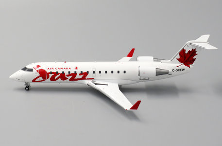 Jazz - Bombardier CRJ-200LR (JC Wings 1:200)