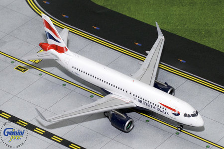 British Airways - Airbus A320neo (GeminiJets 1:200)