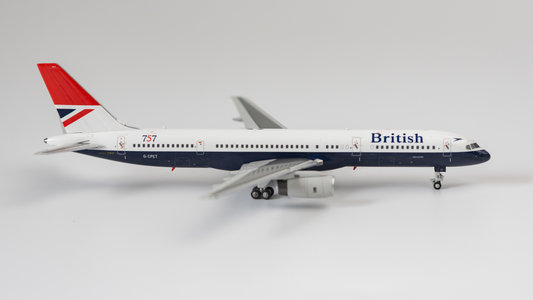 British Airways - Boeing 757-200 (NG Models 1:400)