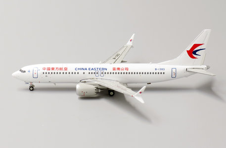 China Eastern - Boeing 737 MAX 8 (JC Wings 1:400)