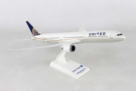 United Airlines Post CO Merger - Boeing 787-10 (Skymarks 1:200)