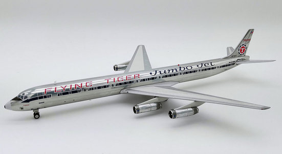 Flying Tigers - Douglas DC-8-63F (Inflight200 1:200)