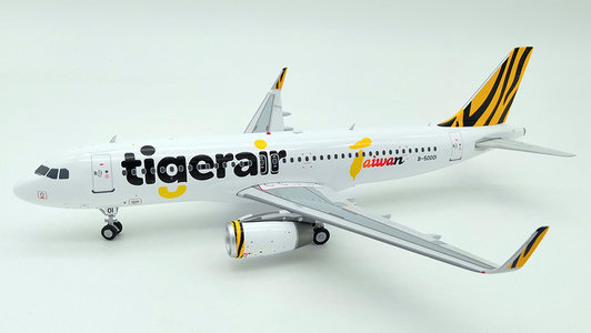 Tigerair - Airbus A320-200 (Inflight200 1:200)