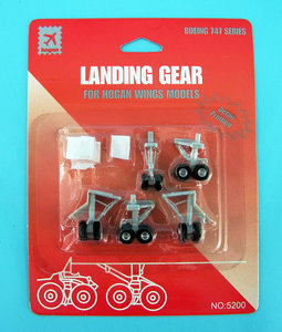 B747 GEAR - Accessories (Hogan 1:200)