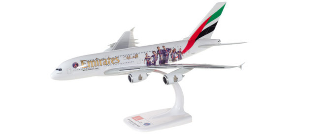 Emirates - Airbus A380 (Herpa Snap-Fit 1:250)