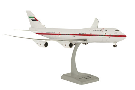 United Arab Emirates - Boeing 747-8 (Hogan 1:200)