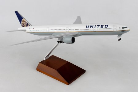 United Airlines - Boeing 777-300 (Skymarks 1:200)