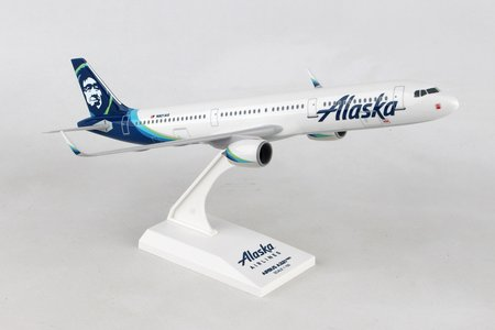 Alaska Airlines (USA) - Airbus A321 (Skymarks 1:150)