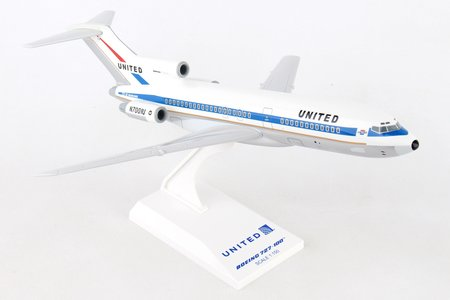 United Airlines (USA) - Boeing 727-100 (Skymarks 1:150)