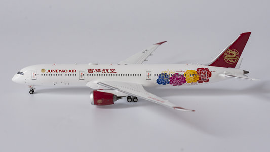 Juneyao Airlines - Boeing 787-9 (NG Models 1:400)