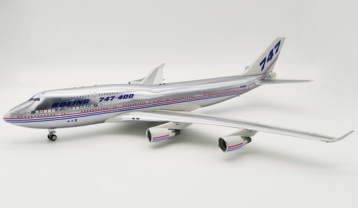 Boeing House Colors - Boeing 747-400 (Inflight200 1:200)