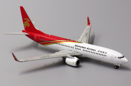 Shenzhen Airlines - Boeing 737-800 (JC Wings 1:400)