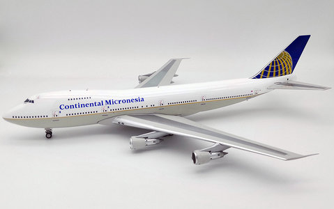 Continental Micronesia - Boeing 747-238B (Inflight200 1:200)