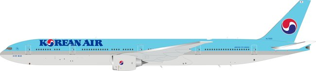 Korean Air - Boeing 777-3B5/ER (B Models 1:200)