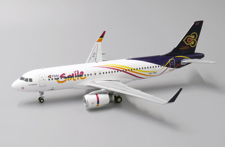 Thai - Airbus A320 (JC Wings 1:200)