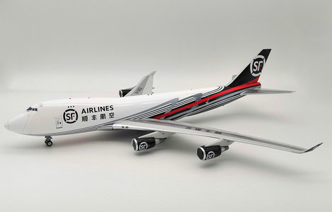 SF Airlines - Boeing 747-400 (Inflight200 1:200)