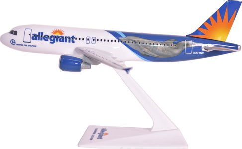 Allegiant - Airbus A320-200 (Flight Miniatures 1:200)