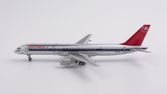 Northwest Airlines - Boeing 757-200 (NG Models 1:400)
