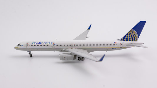 Continental Airlines - Boeing 757-200 (NG Models 1:400)