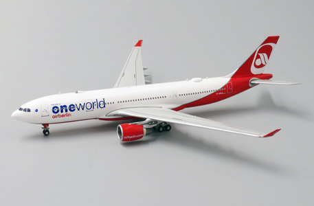 Air Berlin - Airbus A330-200 (JC Wings 1:400)