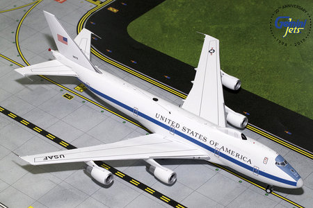United States Air Force (USAF) - Boeing E-4B (GeminiJets 1:200)
