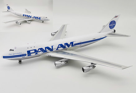 Pan Am - Boeing 747-121 (Inflight200 1:200)