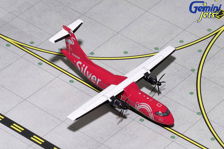 Silver Airways - Aerospatiale ATR-42-600 (GeminiJets 1:400)