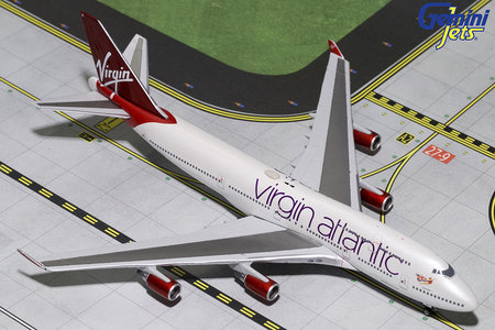 Virgin Atlantic Airways - Boeing 747-400 (GeminiJets 1:400)