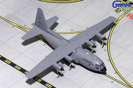 Royal Thai Air Force - Lockheed C-130 Hercules (GeminiJets 1:400)