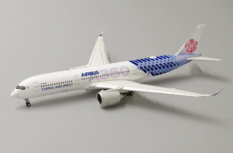 China Airlines - Airbus A350-900XWB (JC Wings 1:400)