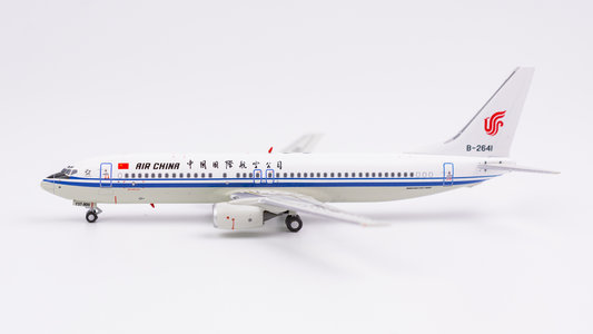 Air China - Boeing 737-800 (NG Models 1:400)