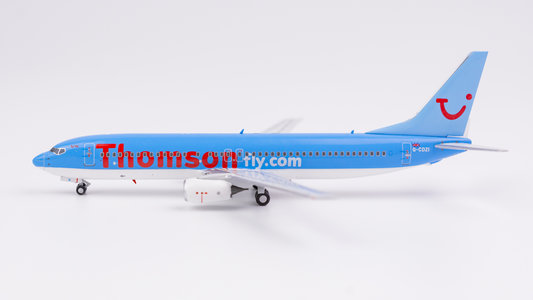 Thomsonfly - Boeing 737-800 (NG Models 1:400)
