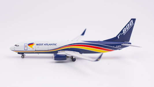West Atlantic - Boeing 737-800BCF (NG Models 1:400)