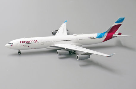 Eurowings - Airbus A340-300 (JC Wings 1:400)