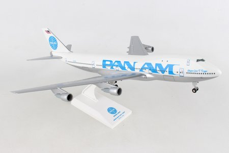 Pan American Airways (USA) - Boeing 747-100 (Skymarks 1:200)