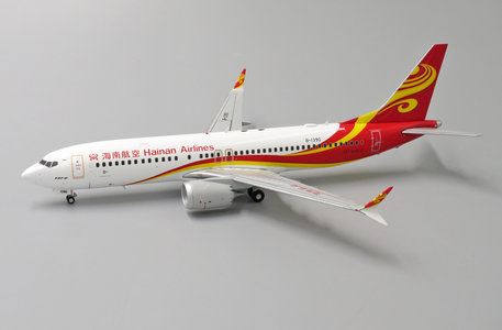 Hainan Airlines - Boeing 737 MAX 8 (JC Wings 1:200)