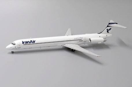 Iran Air - McDonnell Douglas MD-83 (JC Wings 1:200)