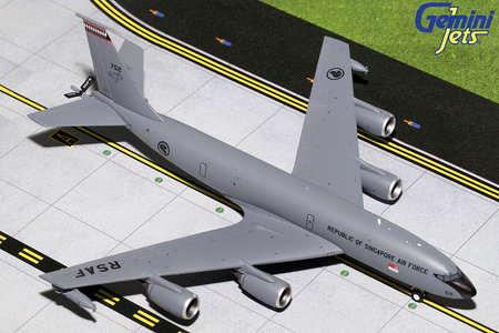 Republic of Singapore Air Force - Boeing KC-135R Stratotanker (GeminiJets 1:200)