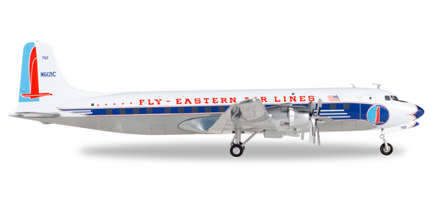 Eastern Air Lines - Douglas DC-6B (Herpa Wings 1:200)