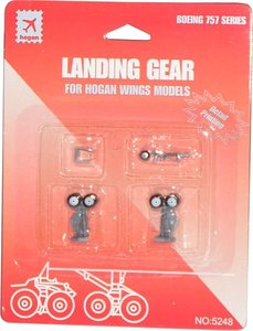 - 757 landing gear (Hogan 1:200)