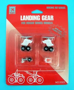 - 787 landing gear (Hogan 1:200)
